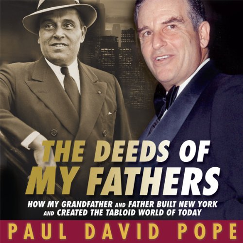 The Deeds of My Fathers audiobook cover art