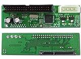 LEAGY Adaptador de interfaz Serial ATA SATA a paralelo ATA PATA/IDE HDD HDD CD DVD-ROM