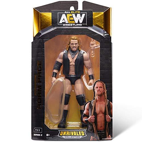 AEW Hangman Adam Page Unrivaled Serie 2 Action Figure All Elite Wrestling 18cm