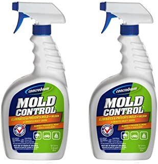 Siamons International 025/326 Concrobium Mold Control Trigger Spray, 32-Ounce (2 Bottle)
