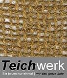 Premium Teich Kokosmatte Meterware |Ufermatte| Böschungsmatte