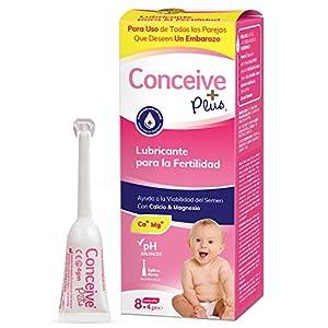 Conceive Plus Lubricante para La Fertilidad, Aplicadores Individuales 8x4gm