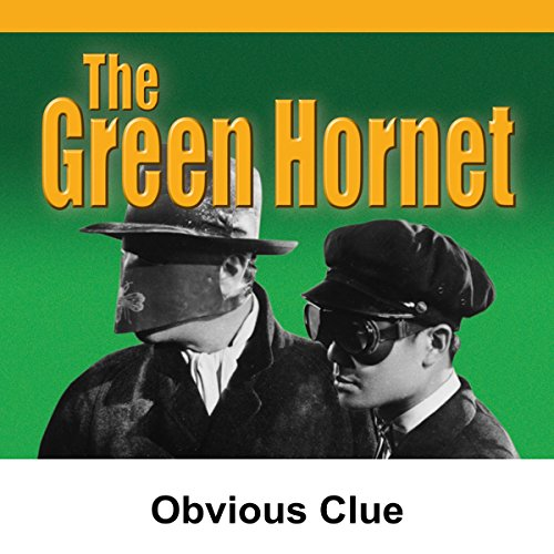 Obvious Clue Audiobook By George Trendle cover art