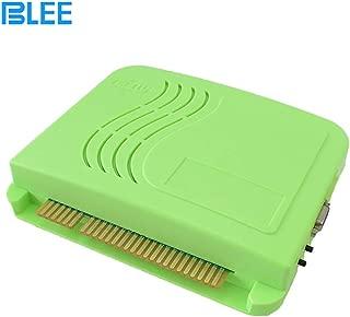 BLEE Pandoras Box 3D 2323 in 1 Arcade Jamma Board Multi Arcade Board Video PCB Game Board with 84 3D Arcade Games(Green)