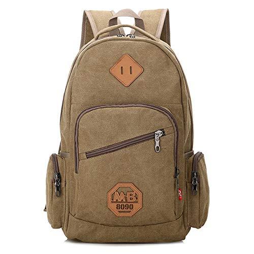HOSD Rucksack Men\'s Casual travel Bag Female Students Large Capacity Backpack