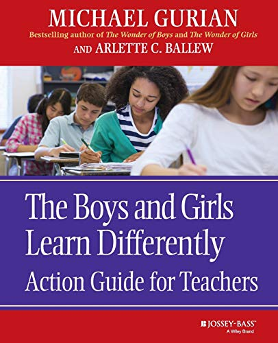 The Boys And Girls Learn Differently Action Guide For Teachers
