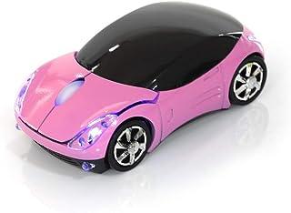 Novità SPORTS CAR a forma di mouse ottico-con LED per PC Portatile