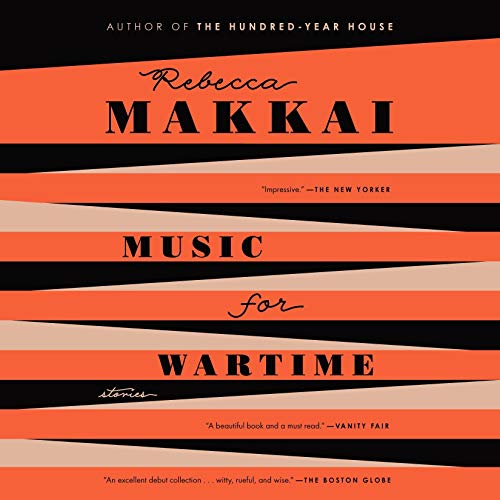 Music for Wartime audiobook cover art