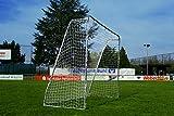 POWERSHOT Porta da Calcio 3 m x 2 m in Acciaio - Alta Resistenza! può Essere installato Tutto L'Anno sul...