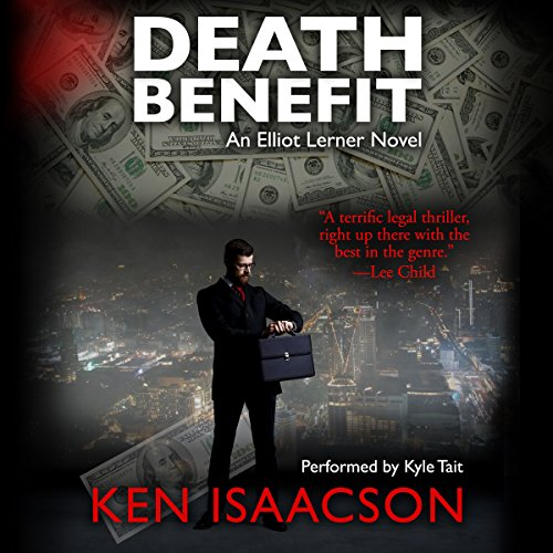 Death Benefit audiobook cover art
