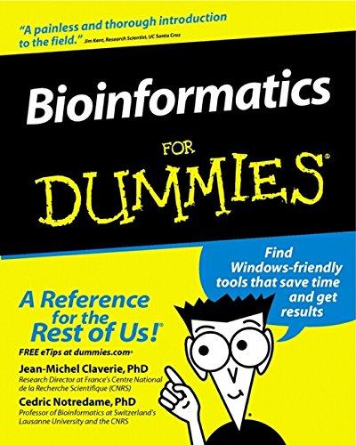 Bioinformatics For Dummies (For Dummies (Computer/Tech))