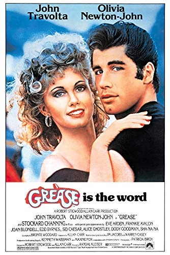 Grease - Movie Poster (Regular Style) (Size: 24 x 36 inches)