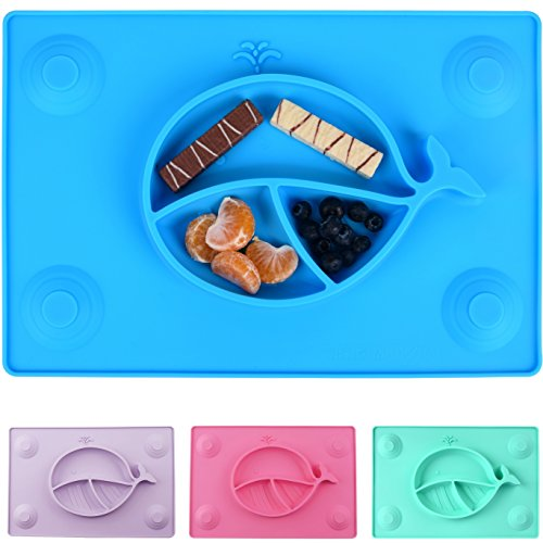 Product Image of the Silicone Suction Placemat