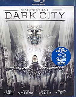 Dark City (Director's Cut) [Blu-ray] (B001C4Z6DY) | Amazon price tracker / tracking, Amazon price history charts, Amazon price watches, Amazon price drop alerts
