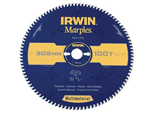 Irwin Tools 1897473 reciprozaagbladen voor Circolari Marples, CSB 305mm/96T, Various