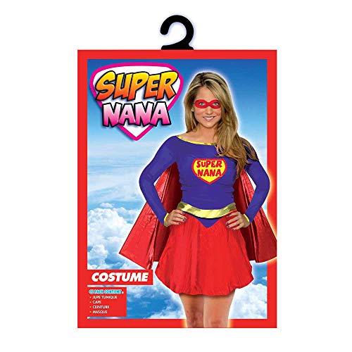 Déguisement SUPER NANA