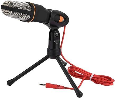 Mugast Microfono a condensatore, Microfono PC, Microfono sonoro, Microfono a condensatore da Studio con Microfono Supporto per Smartphone Smartphone/Giochi/Canto/Youtube/Podcast(Nero) - Trova i prezzi più bassi