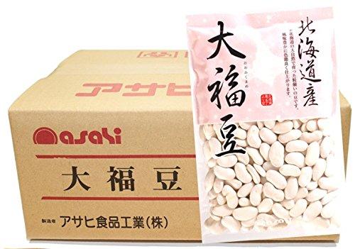 流通革命 北海道産 大福豆 250g×20袋×10ケース