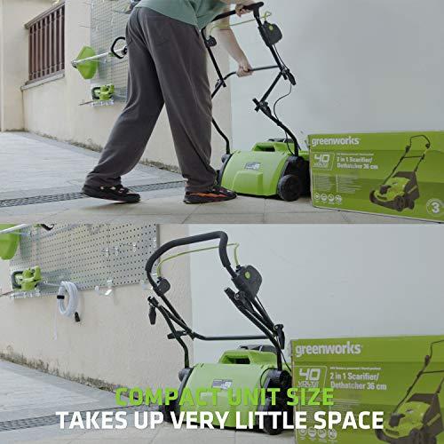 Bild 8: Greenworks GD40SC36