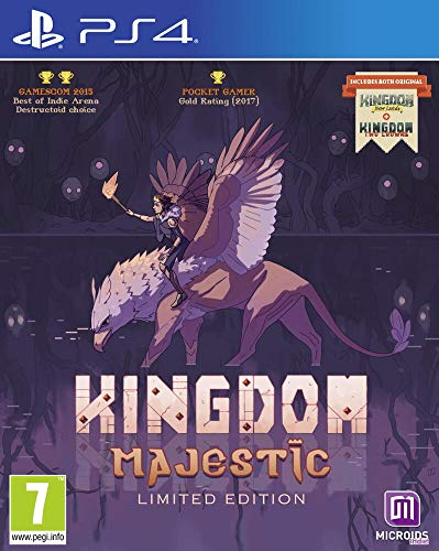 Kingdom Majestic - Limite