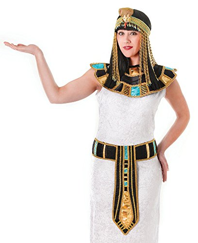 Bristol Novelty Novelty-BA1062 Ba1062 Ceinture de Reine Égyptienne, Multicolore, Taille Unique