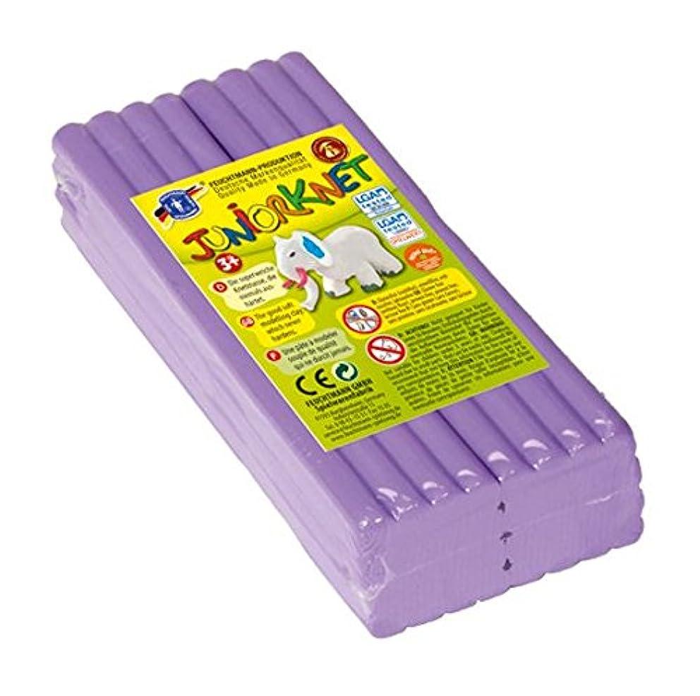 Feuchtmann Juniorknet Modelling Dough Jumbo Pack (Purple)