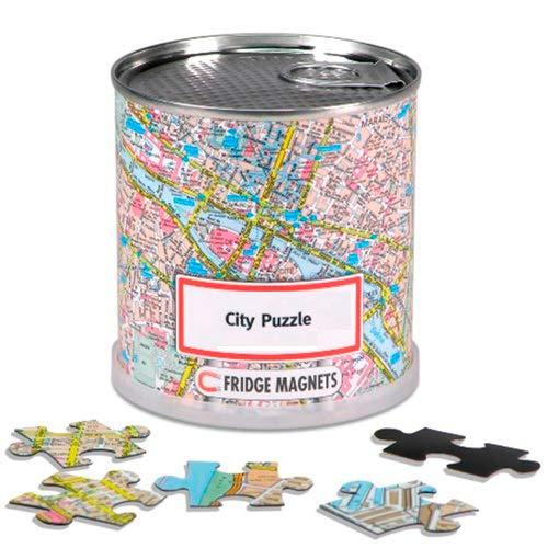 London city puzzel magnetisch