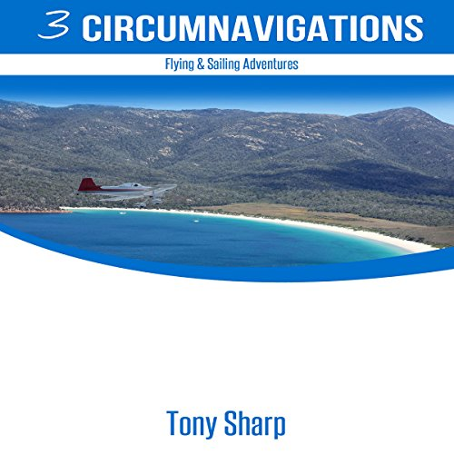 Three Circumnavigations audiobook cover art