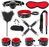 E-DIDI Novedad ropa opcional juego juego juego accesorio kit, familia masculina y femenina fitness y ocio trajes deportivos 10 piezas-A300