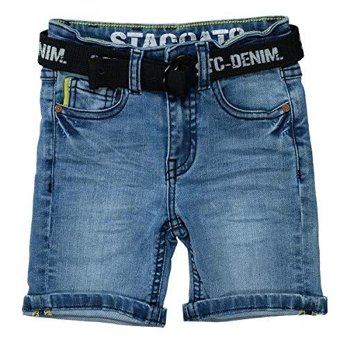 Staccato Jungen Jeans-Bermudas ?+ Gürtel-116