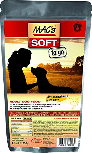 MAC's Soft Huhn to go, 1er Pack (1 x 230 g)
