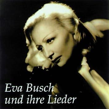 Eva Busch und Ihre Lieder