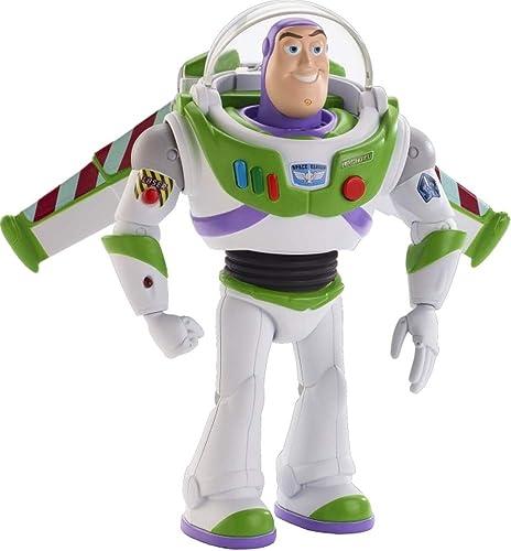 Unbekannt Toy Story 4 Super Action Buzz Lightyear