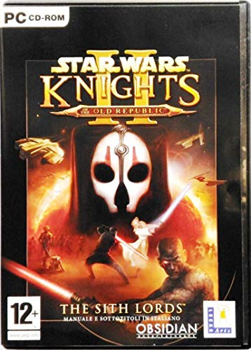 LucasArts Star Wars: Knights of the Old Republic II - The Sith Lords, PC