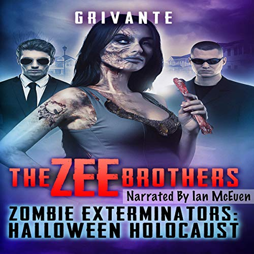 The Zee Brothers: Halloween Holocaust cover art