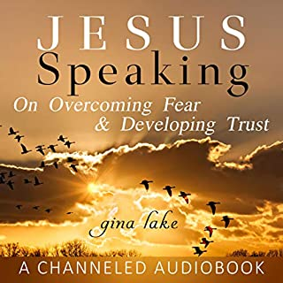 Jesus Speaking audiobook cover art
