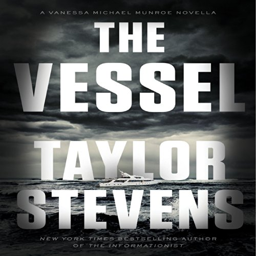 The Vessel audiobook cover art