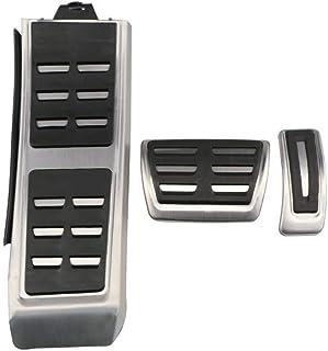 per Audi A4L A6L A7 A8 S4 RS4 A5 S5 RS5 8T Q5 SQ5 8R XLTWKK Pedaliera per poggiapiedi Freno per Auto Pedali Auto