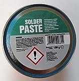 Nueva pasta de soldadura de flujo en la lata de 100 g...
