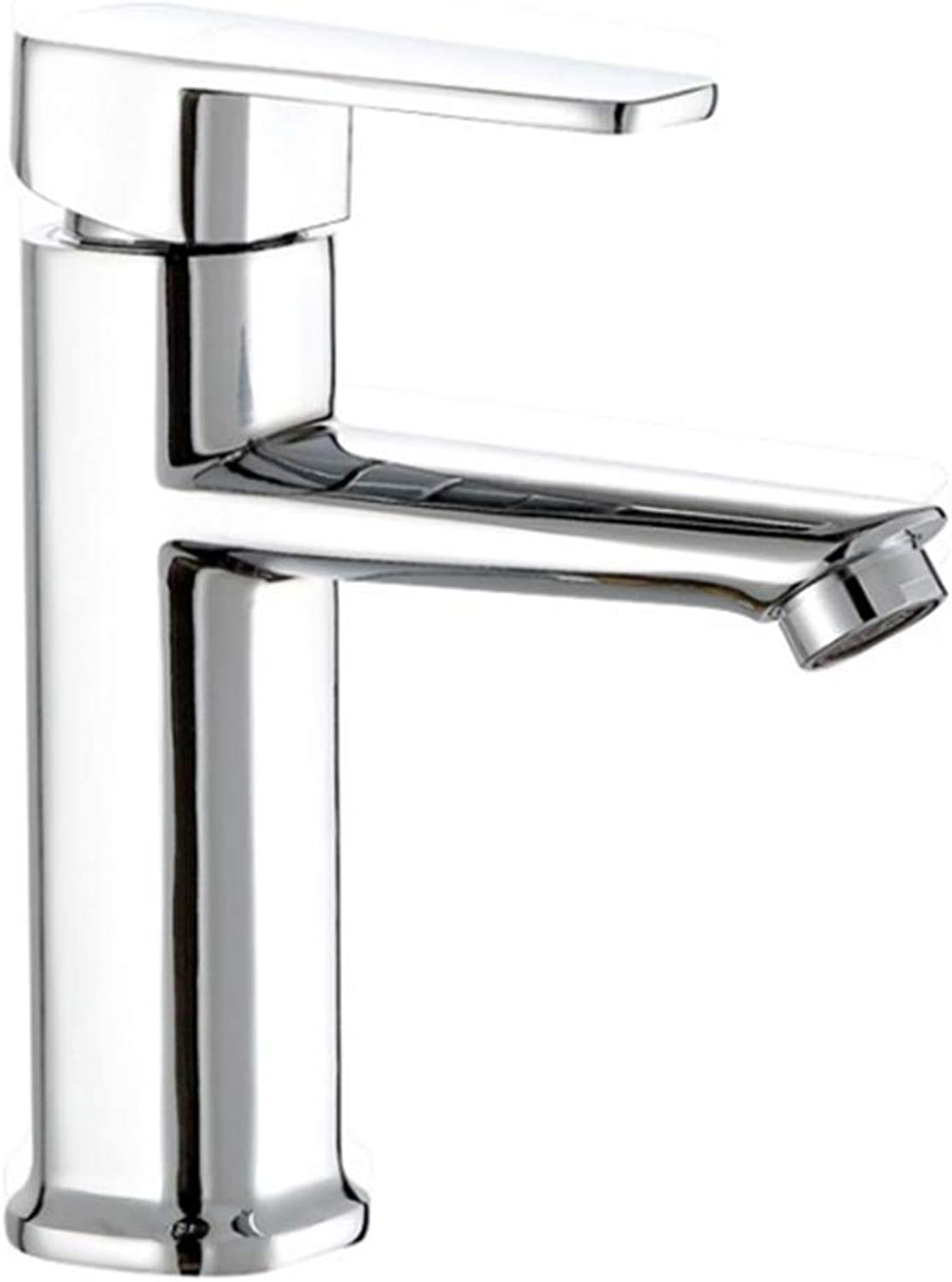 Basin Mixer Tap Bath Fixtures Wash Basinsinkkitchen Single Hole Cold and Hot Basin Basin Faucet Basin Head Faucet