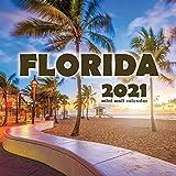 Florida 2021 Mini Wall Calendar