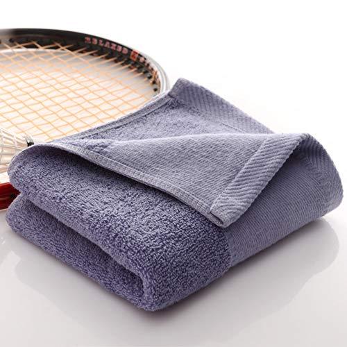 XNBCD mannen en vrouwen katoen Plain Sport washandjes Gym Yoga Hardlopen tennis handdoek draagbare strand zonnebad handdoek