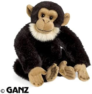Webkinz Signature Chimpanzee with Trading Cards