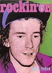 rockin'on ロッキング・オン 1980年 8月号