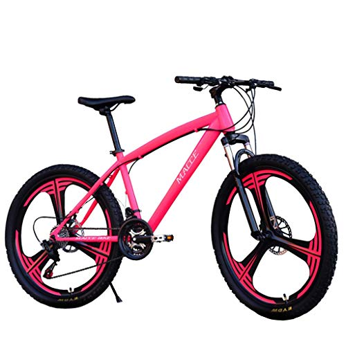 Freeby 26 Inch Moutain Bicycle 24 Speed High Carbon Steel Mountain Bike Double Suspension Bike