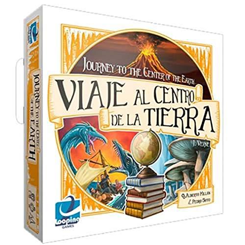 Looping Games Viaje Al Centro De La Tierra