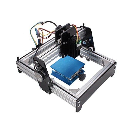 EverVictory 10W Mini Laser Engraving Machine Metal Steel Iron Stone Engraver DIY Printer