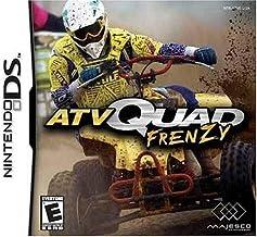 ATV Quad Frenzy By Majesco For Nintendo DS