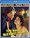 The Man Who Watched Trains Go By (Aka The Paris Express) [Edizione: Canada] [Italia] [Blu-ray]