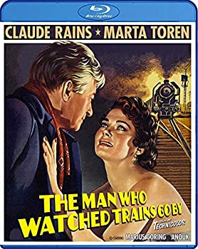 The Man Who Watched Trains Go By  Blu-ray  - AKA The Paris Express